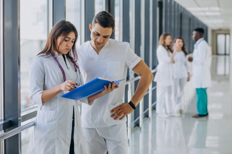 Carta de presentación para auxiliar de enfermería