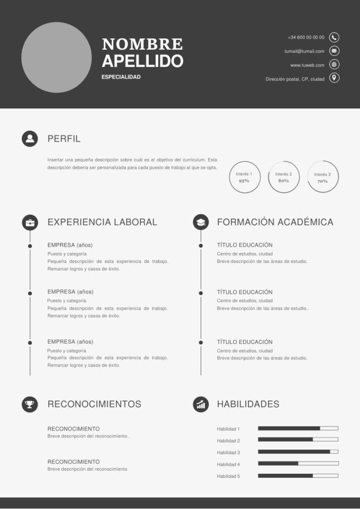 Curriculum Vitae Original