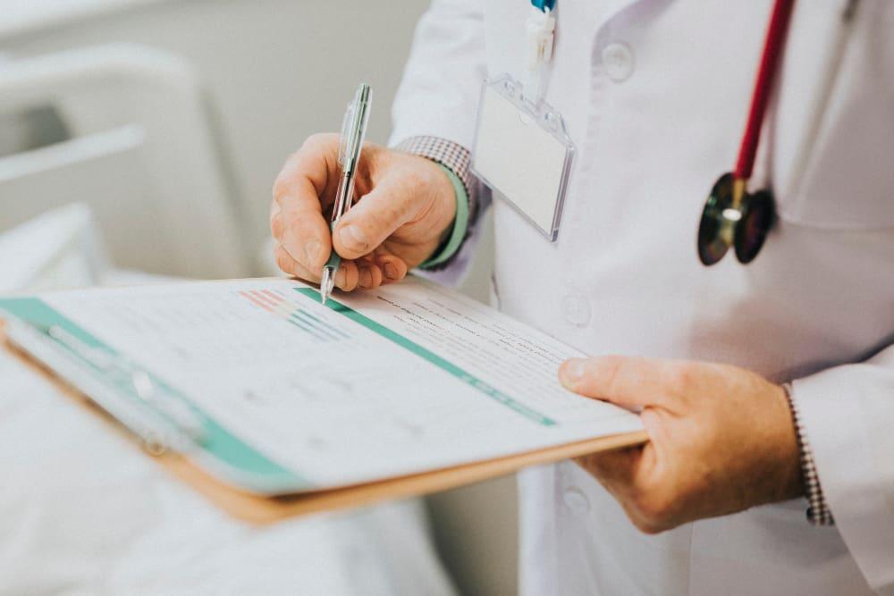 Qué miran en un reconocimiento médico