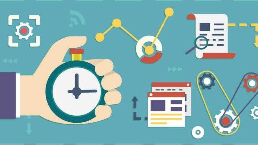Control del tiempo para ser más productivo